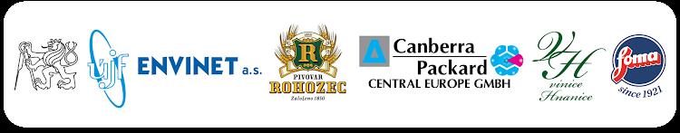 sponsor's logos