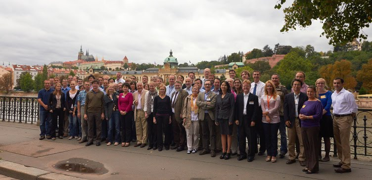 participants of 16th WRMISS in Prague